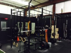 Rogue Cross-Fit Rig