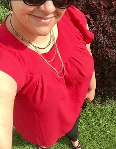 red top from Stitch Fix