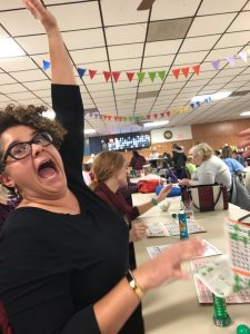 bingo at the vfw