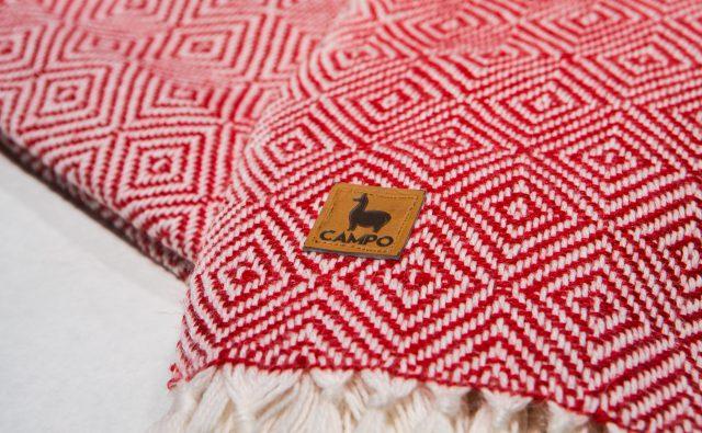 Campo Alpaca Blanket