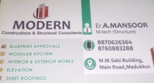 Modern Constructions & Struct. Consultants