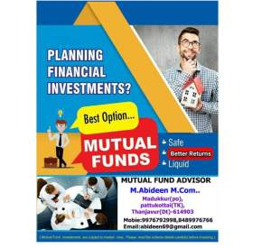 Mutual funds planning - SIP Rs 500/- onwards