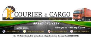 JT Courier and Cargo