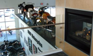 BMW motorcycle museum