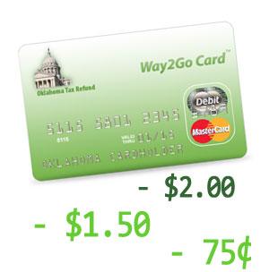Oklahoma's Way2Go Card