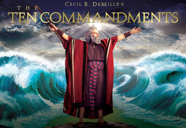 Moses And Exodus Via Hollywood Madukovich S Cogitations