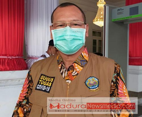 Vaksin Belum Datang,  Anggota Forkopimda Bangkalan Gagal Divaksin