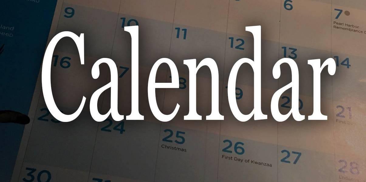 Madville Publishing Events Calendar