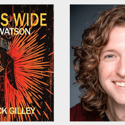 Nick Gilley reads No Evil is Wide