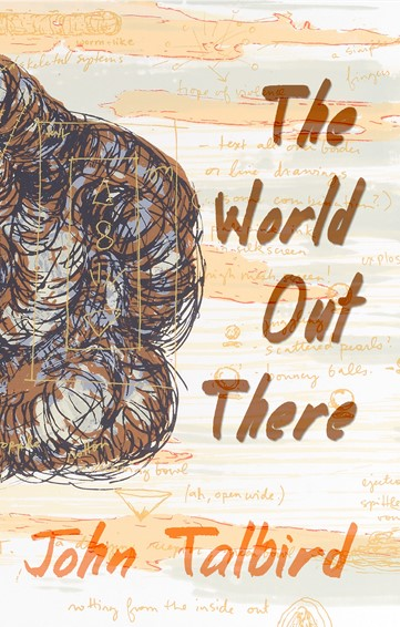 The World Out There by John Talbird Book Cover