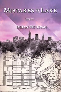 Mistakes by the Lake by Brian Petkash Cover