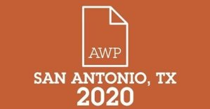 AWP 2020 @ Henry B. Gonzales Convention Center