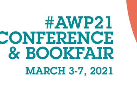#AWP21 Conference & Bookfair March 3-7, 2021