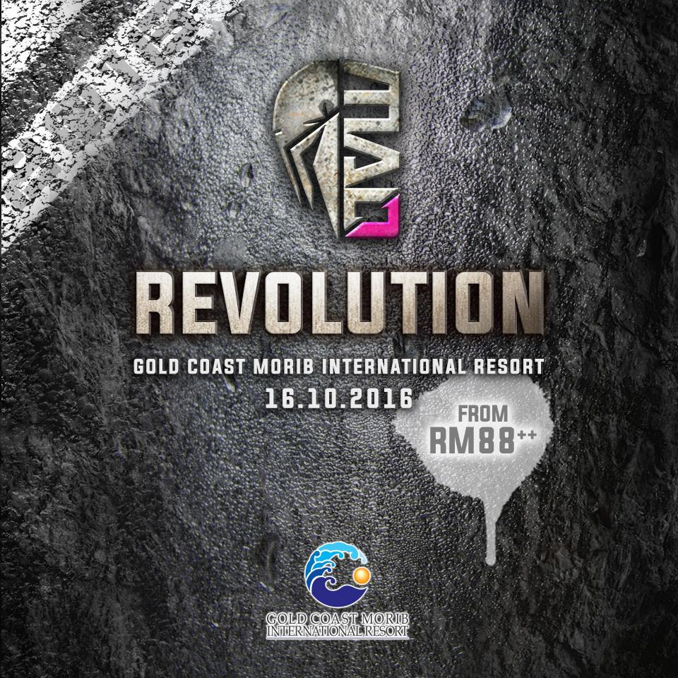 Mad Warrior Revolution 2016