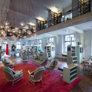 picture of Wellcome library reading room