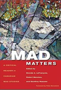 Cover of Mad Matters