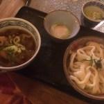 【押上】ししまる食堂、看板メニューである武蔵野うどん(肉汁うどん)を食べてきた【居酒屋】