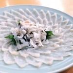 フグについて。山口県を代表する高級食材。