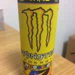 【夏期限定】 『モンスター ロッシ 缶355ml』6月27日(火)の感想【新発売 MotoGPのスーパースター、バレンティーノ・ロッシとコラボレーション】