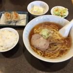【南行徳】らーめん珍来 南行徳店、ランチタイムにらーめんセットを食べてきた【中華】