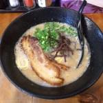 【南行徳】どんきさろく、九州豚骨らあめんを食べてきた。【豚骨ベースの九州風ラーメン】
