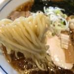 東京銀座 創業大正三年 麺処直久 オリナス錦糸町店で純鶏らーめん (醤油)を食べてきた