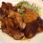 【ランチのコストパフォーマンス最高】ガスト浦安店でチキングリル和風ソース&アジフライを食べてきた!!