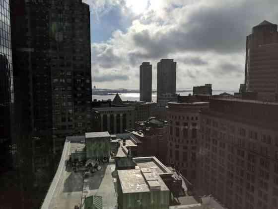 Skyline of Boston