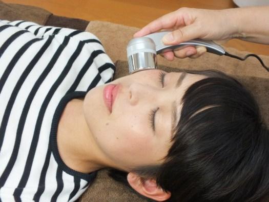 お顔に脂肪溶解剤を注入(脂肪を溶かす)