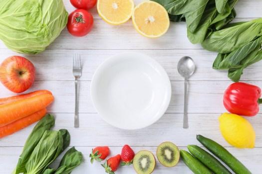 食物繊維で快腸