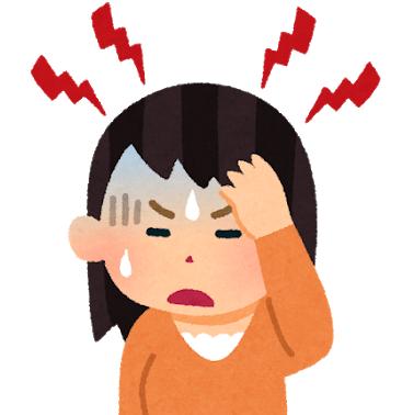 肩こりから起こる頭痛