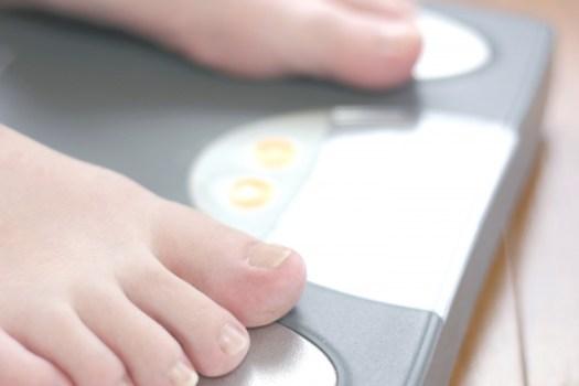 ダイエット・体重を測る時間帯