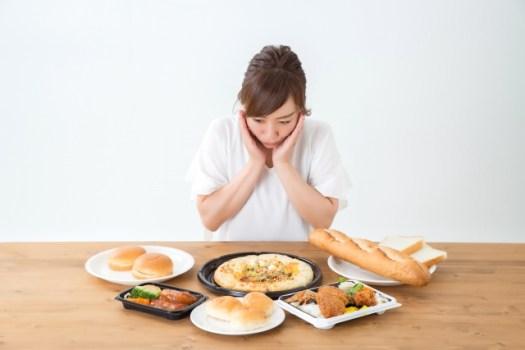 ダイエット食事制限で痩せる注意点