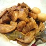 これはうまい!フィリピン料理『チキンと豚肉のスペシャルアドボ』