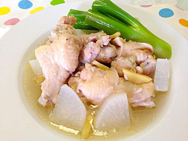 フィリピン料理ティノランマノック