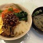 子供たちに大好評のフィリピンママが作った韓国料理ビビンバ
