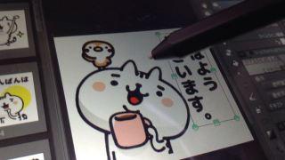 LINE Creators Market「敬語」スタンプ特集に挑戦しま~す!