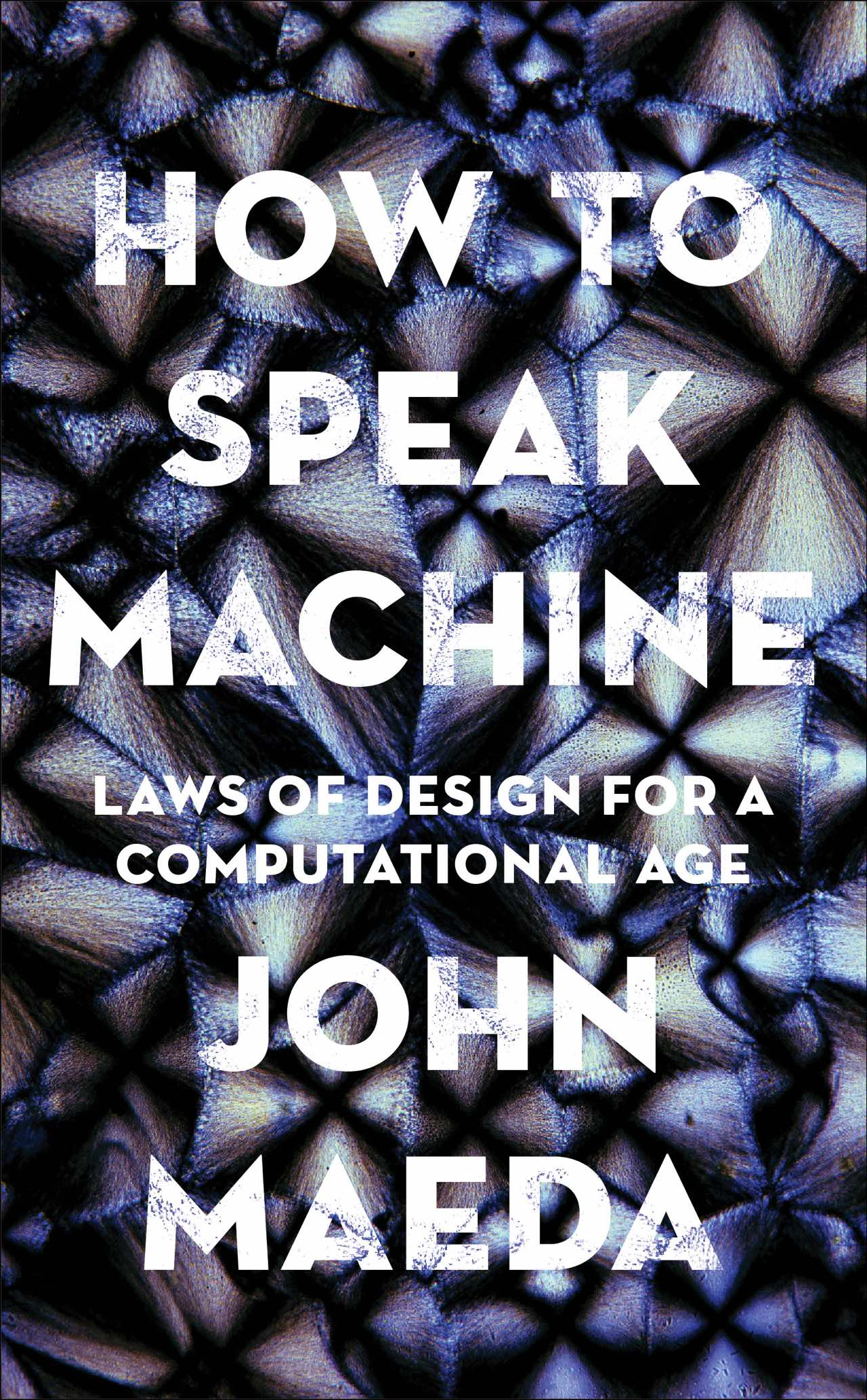 Book cover image for How To Speak Machine — NEW in 2019