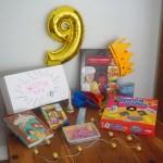 Schone Geschenke Zum 9 Geburtstag Madchenmutter
