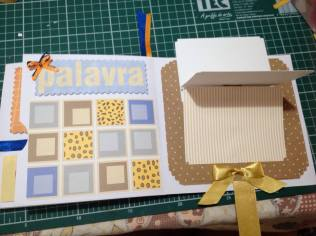 Álbum Scrapbook #safari