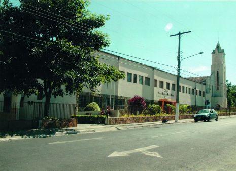Colégio na década de 90