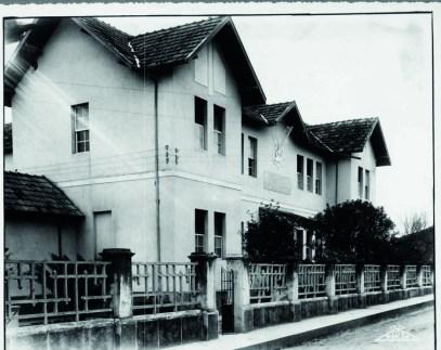 Colégio na década de 30