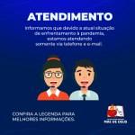 Atendimento Administrativo