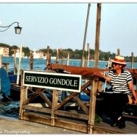 The Gondola Man