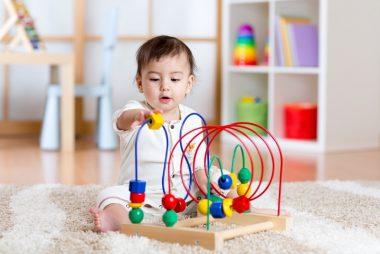atividades para bebê de um ano
