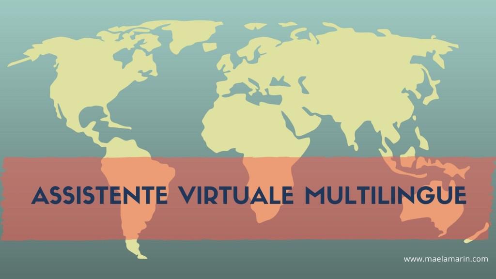 assistente virtuale multilingue