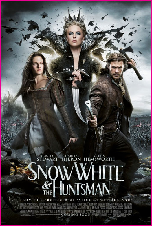 Snow White and the Huntsman: Showing on June 2012 (2/2)