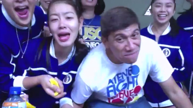 [VIRAL] Ateneo Volleybelles 'cover' Call Me Maybe