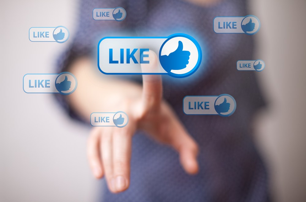 """My Thought in Social Media World: Is """"Like"""" for a Lazy People?"""