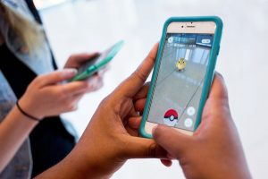 Perder peso jugando Pokemon GO